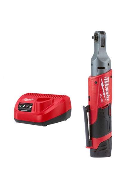 Milwaukee M12FIR14-201B 12v 1/4in Fuel Ratchet Kit