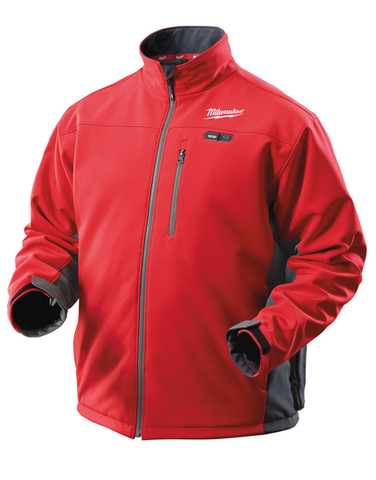 Milwaukee M12HJRED2-0 M12 Red Premium Heated Jacket Large