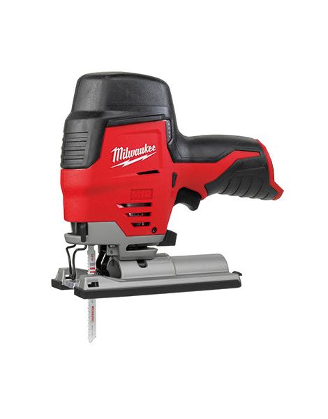 Milwaukee M12JS 12v Li-ion Cordless Compact Jigsaw Body Only