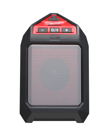 Milwaukee M12JSSP 12v Job Site Bluetooth® Cordless Speaker