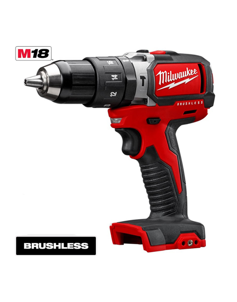 Milwaukee M18BLPD-0 18v Compact Brushless Percussion Drill Body Only