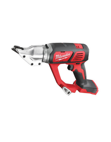 Milwaukee M18BMS12-0 M18 1.2MM Brushed Metal Shears Body Only