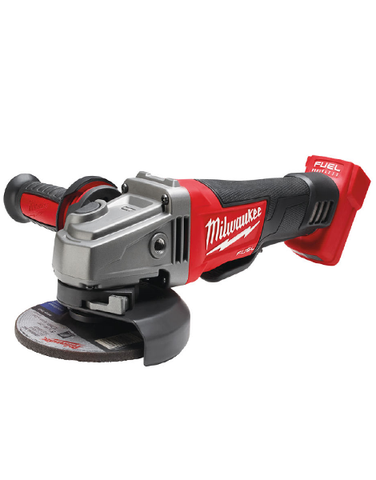 Milwaukee M18CAG115XPDB-0 18v 115mm WORLD FIRST FUEL BREAKING ANGLE GRINDER BODY ONLY
