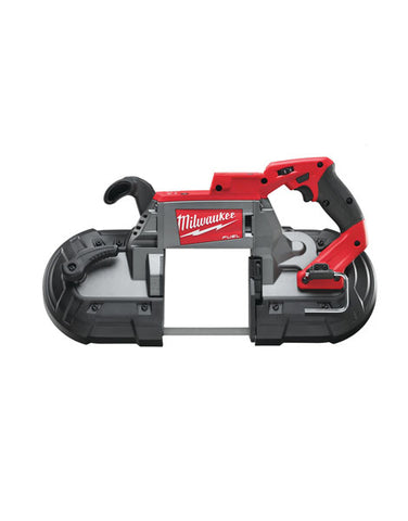 Milwaukee M18CBS125-0 18v Fuel 125mm Deep Cut Bandsaw Body Only
