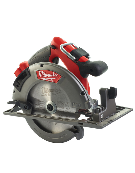 Milwaukee M18ccs66 0 18v Fuel 66mm Brushless Circular Saw