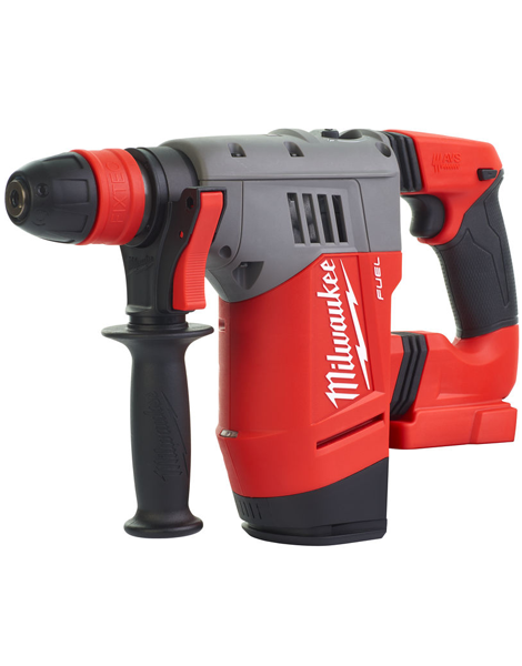 Milwaukee M18CHPX-0 Fuel 18 Volt Cordless SDS Hammer Drill Body Only