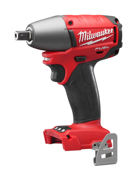 "Milwaukee 18v Fuel Brushless 1/2"" Drive Impact Wrench M18CIW12-0 Body Only"