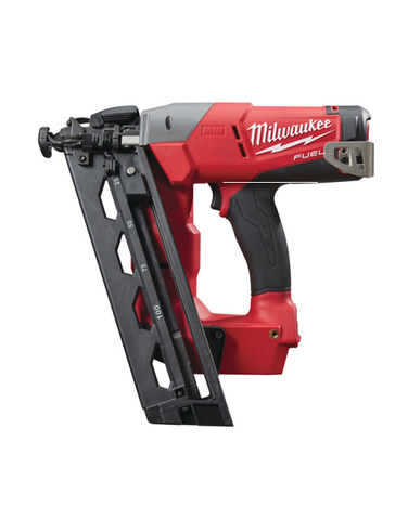 MILWAUKEE M18CN16GA M18 FUEL 16 GAUGE ANGLED FINISH NAILER BODY ONLY.