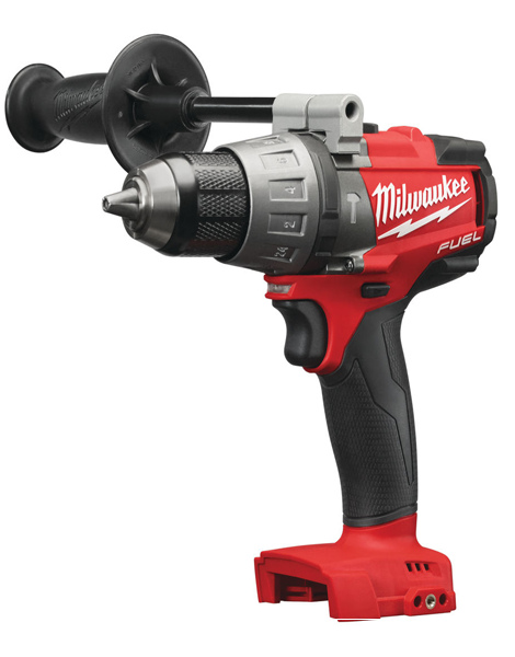 Milwaukee M18FPD -0 18v Brushless Fuel 2 Cordless Hammer Combi Drill Body Only