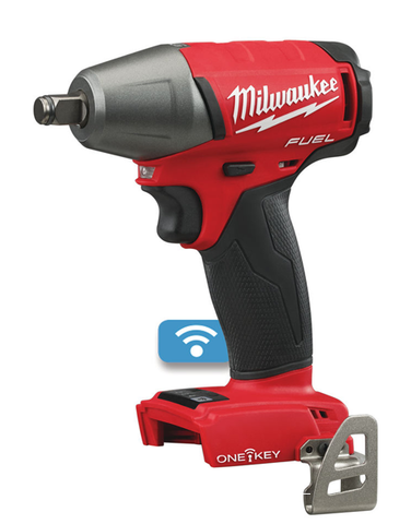 "Milwaukee M18ONEIWF12-0 M18 ONE KEY FUEL 1/2"" Impact Wrench with Friction Ring Body Only"