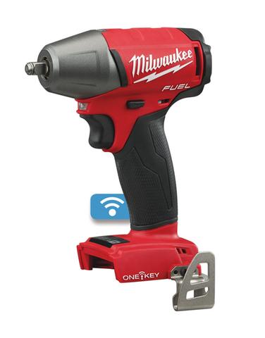 MILWAUKEE M18ONEIWF38-0 ONE KEY FRICTION RING IMPACT WRENCH BODY ONLY
