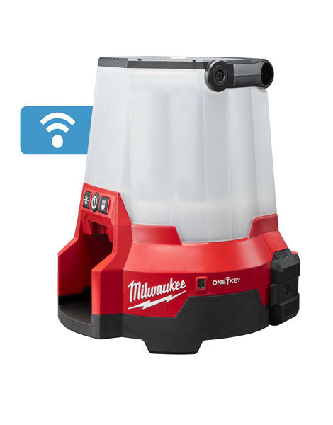 MILWAUKEE M18ONESLSP-0 18V 110V TRUEVIEW COMPACT SITE LIGHT BODY ONLY