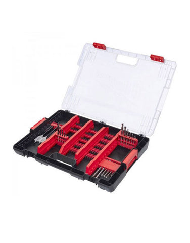 Milwaukee 100 Piece Heavy Duty Accessory Box Set 4932464146