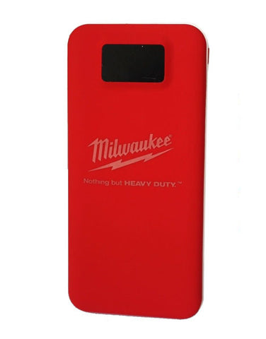 Milwaukee 16000 mAh Power Bank Phone Charger 4939434897