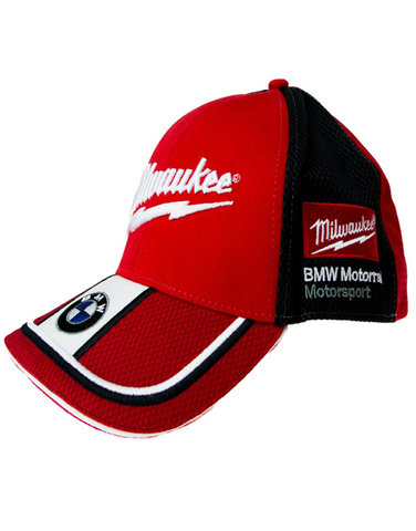 Milwaukee BMW Team 2016 Official Baseball Cap