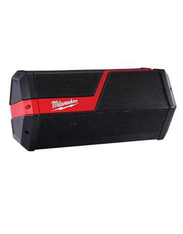 MILWAUKEE M12-18JSSP JOBSITE BLUETOOTH SPEAKER