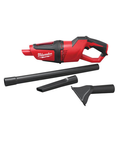 Milwaukee M12HV 12v Sub Compact Stick Vacuum Body Only
