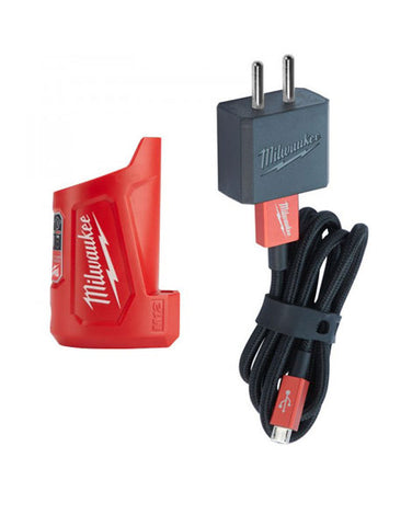 MILWAUKEE M12TC-0 12V TRAVEL CHARGER