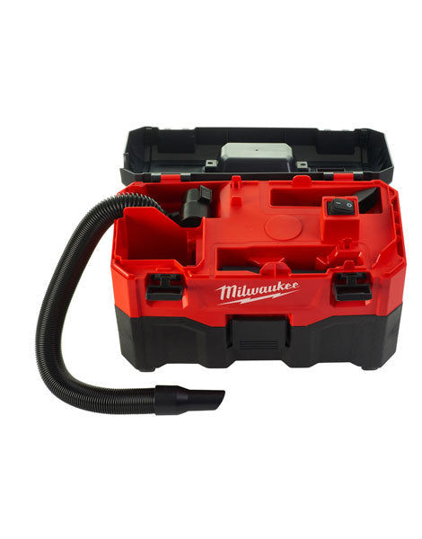 Milwaukee M18VC2-0 18v Cordless Wet and Dry Vacuum Body Only
