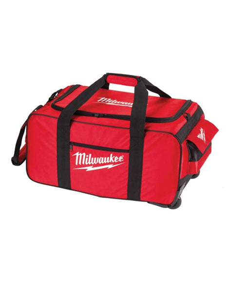 MILWAUKEE LARGE 24INCH WHEELED CONTRACTORS TOOL BAG
