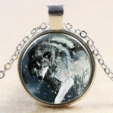 Fury Wolf Necklace