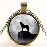 Wolf Cry Necklace