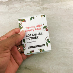 Organic Botanical Powders - NHCO Botanical Bodycare