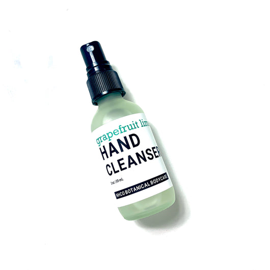 Grapefruit Lime Hand Cleanser - NHCO Botanical Bodycare