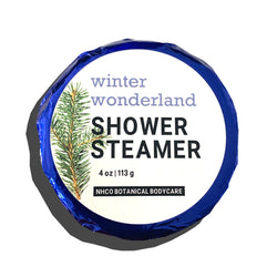 Winter Wonderland Shower Steamer