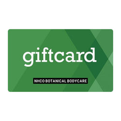Gift Card - NHCO Botanical Bodycare
