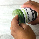 Lemon & Spinach Body Polish - NHCO Botanical Bodycare