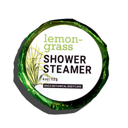 Lemongrass shower steamer - NHCO Botanical Bodycare