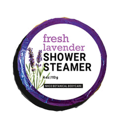 Fresh Lavender Shower Steamer - NHCO Botanical Bodycare