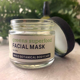 Greens Superfood Facial Mask - NHCO Botanical Bodycare