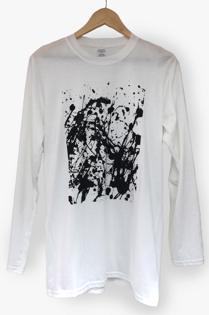 Ink - Long sleeved t-shirt