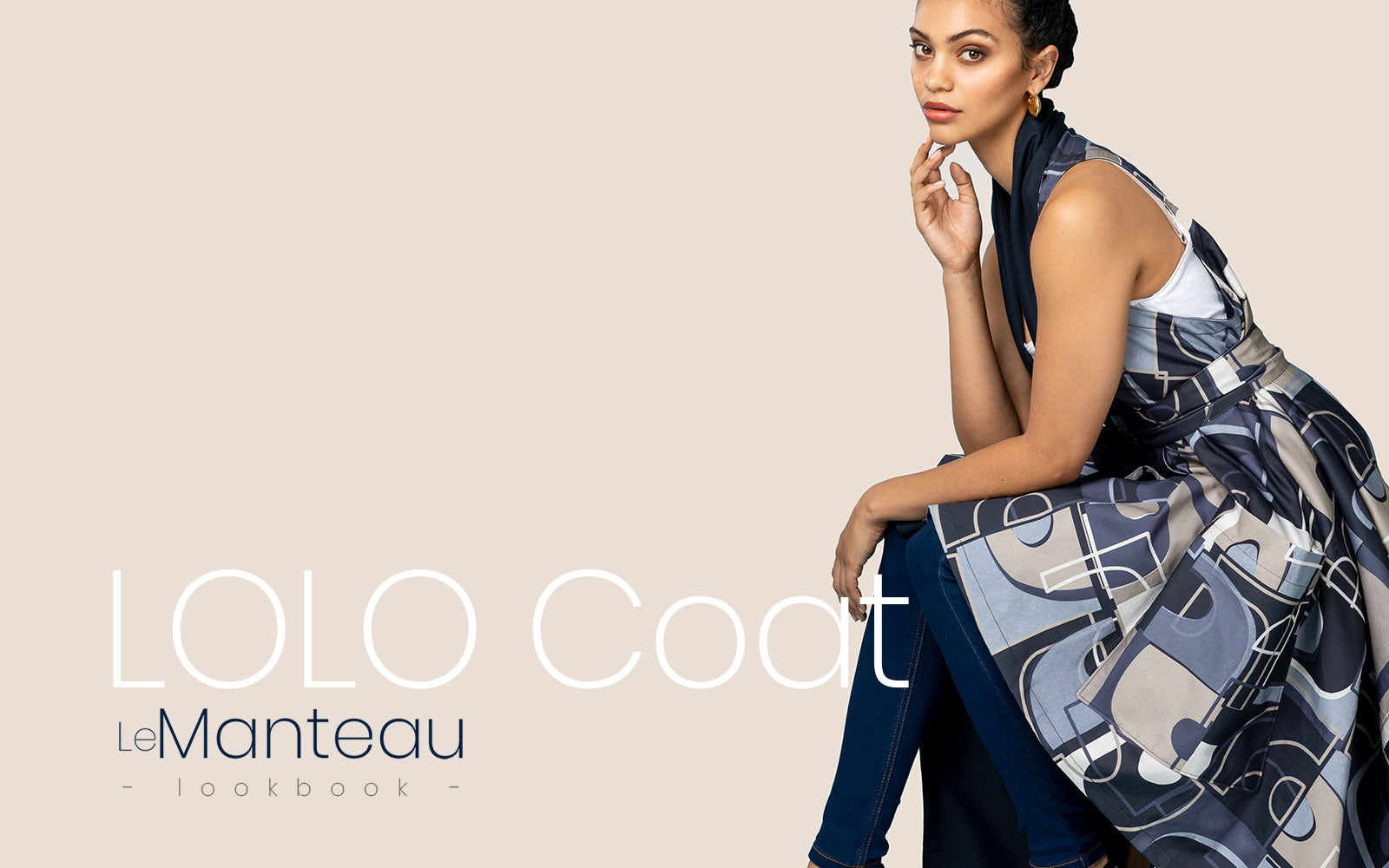 LOLO Coat | Collection Lookbook