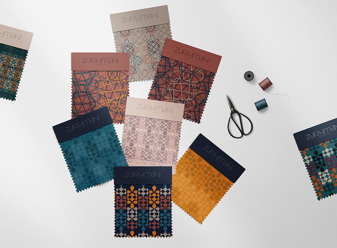 arewa pattern design fabric collection zuri and imani african prints
