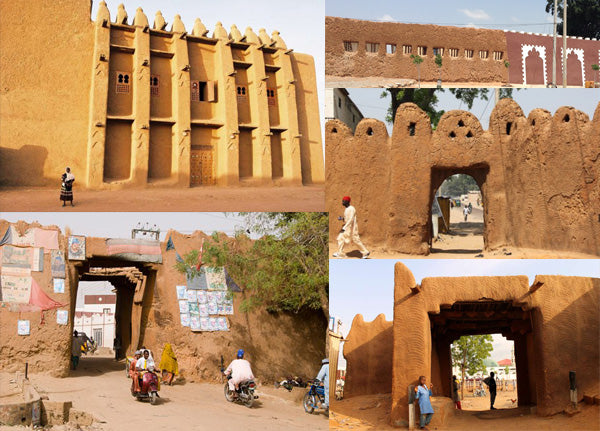 ancient wall of kano unesco world heritage site