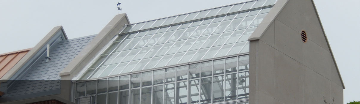 Institutional Greenhouses