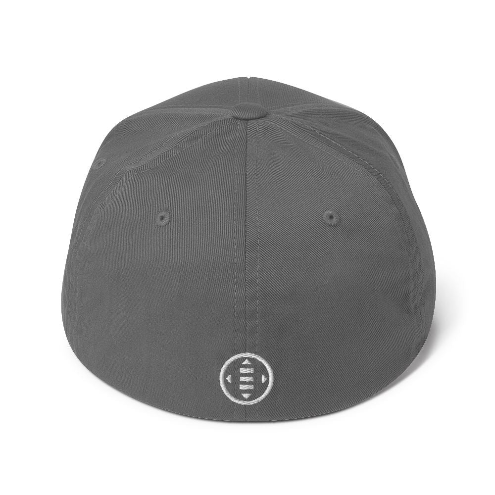 CYBERPUNK SQUAD Structured Twill Cap Embattled Clothing
