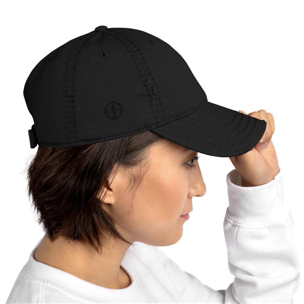 EMBATTLED IC0021 Distressed Dad Hat Embattled Clothing