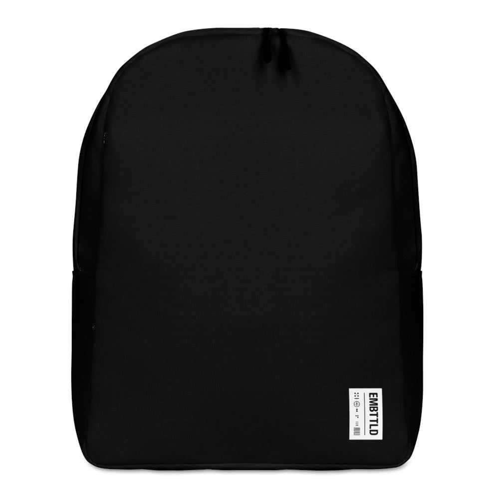 EMBATTLED MNX0041 Minimalist Backpack Embattled Clothing