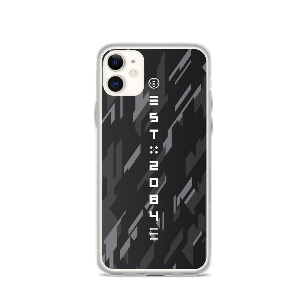 FRACTAL TIME iPhone Case Embattled Clothing iPhone 11