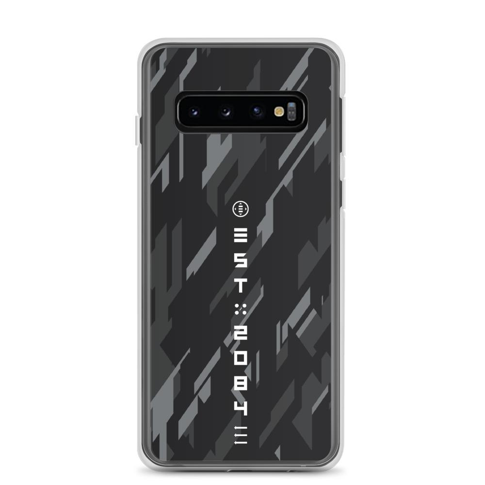 FRACTAL TIME Samsung Case Embattled Clothing Samsung Galaxy S10