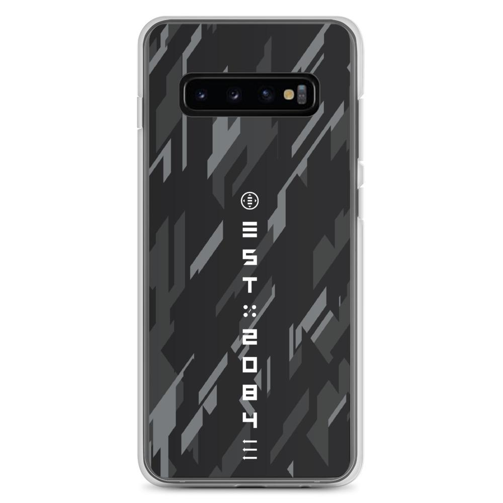 FRACTAL TIME Samsung Case Embattled Clothing Samsung Galaxy S10+