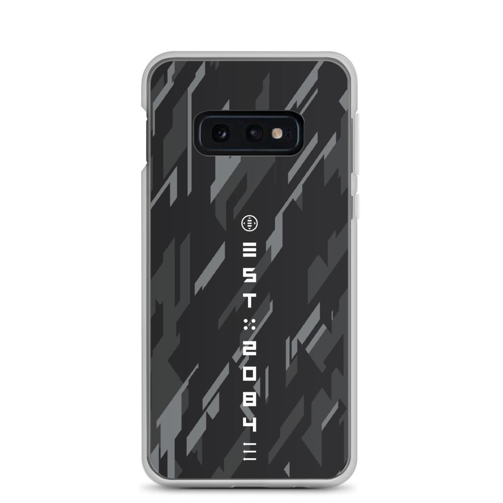 FRACTAL TIME Samsung Case Embattled Clothing Samsung Galaxy S10e