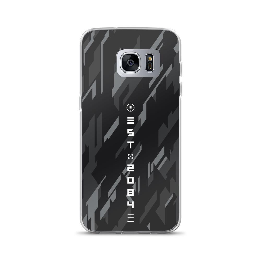 FRACTAL TIME Samsung Case Embattled Clothing Samsung Galaxy S7 Edge