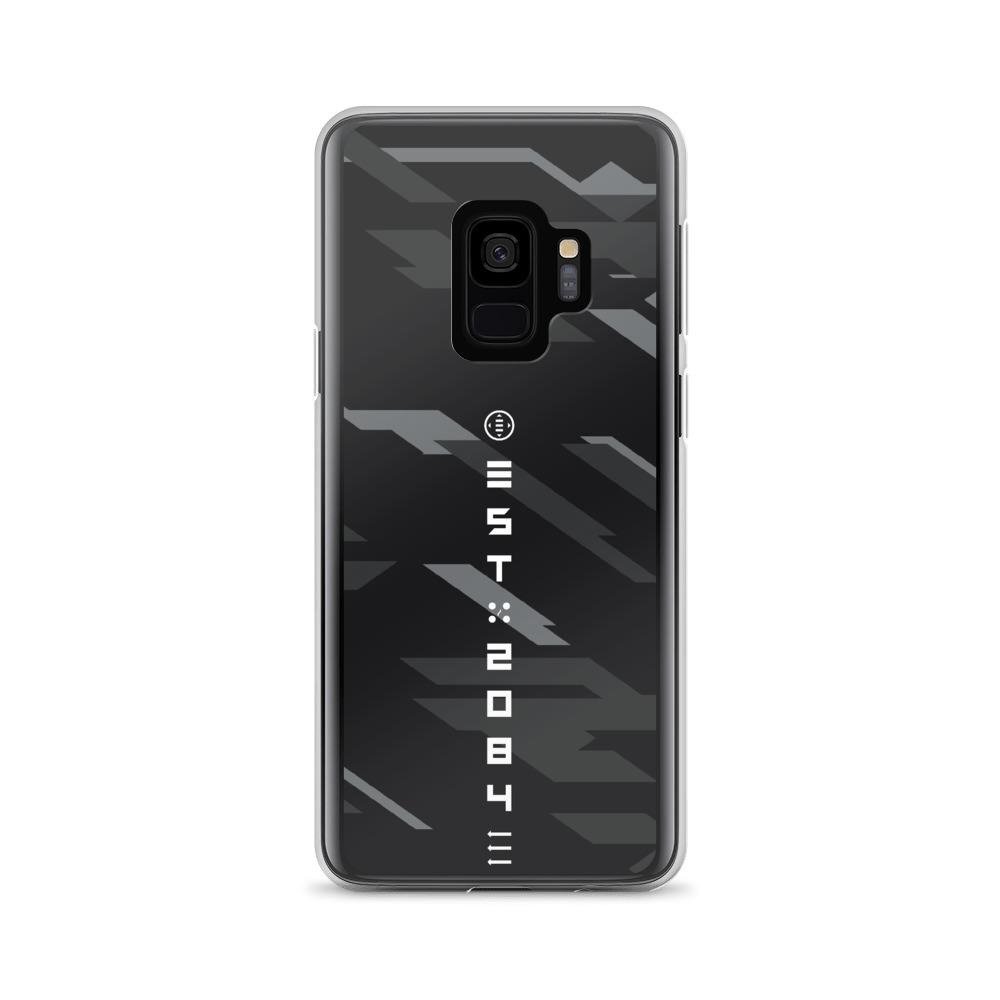 FRACTAL TIME Samsung Case Embattled Clothing Samsung Galaxy S9