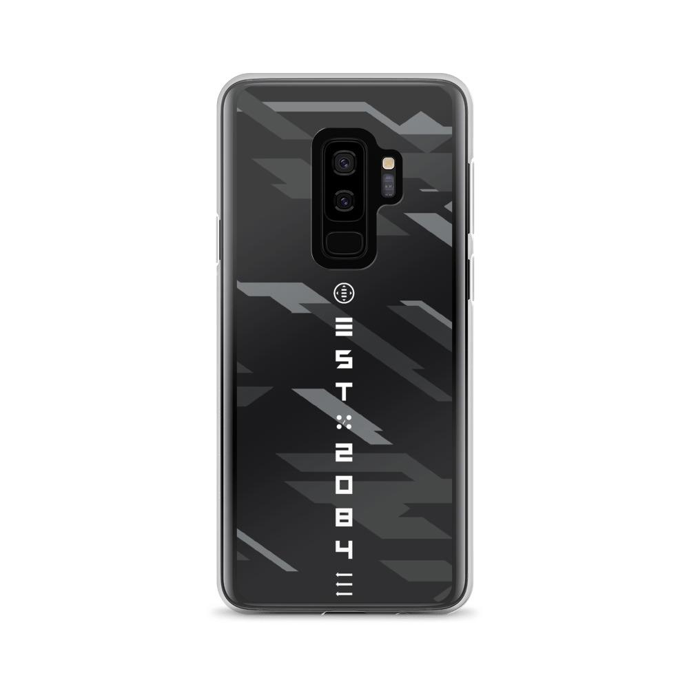 FRACTAL TIME Samsung Case Embattled Clothing Samsung Galaxy S9+