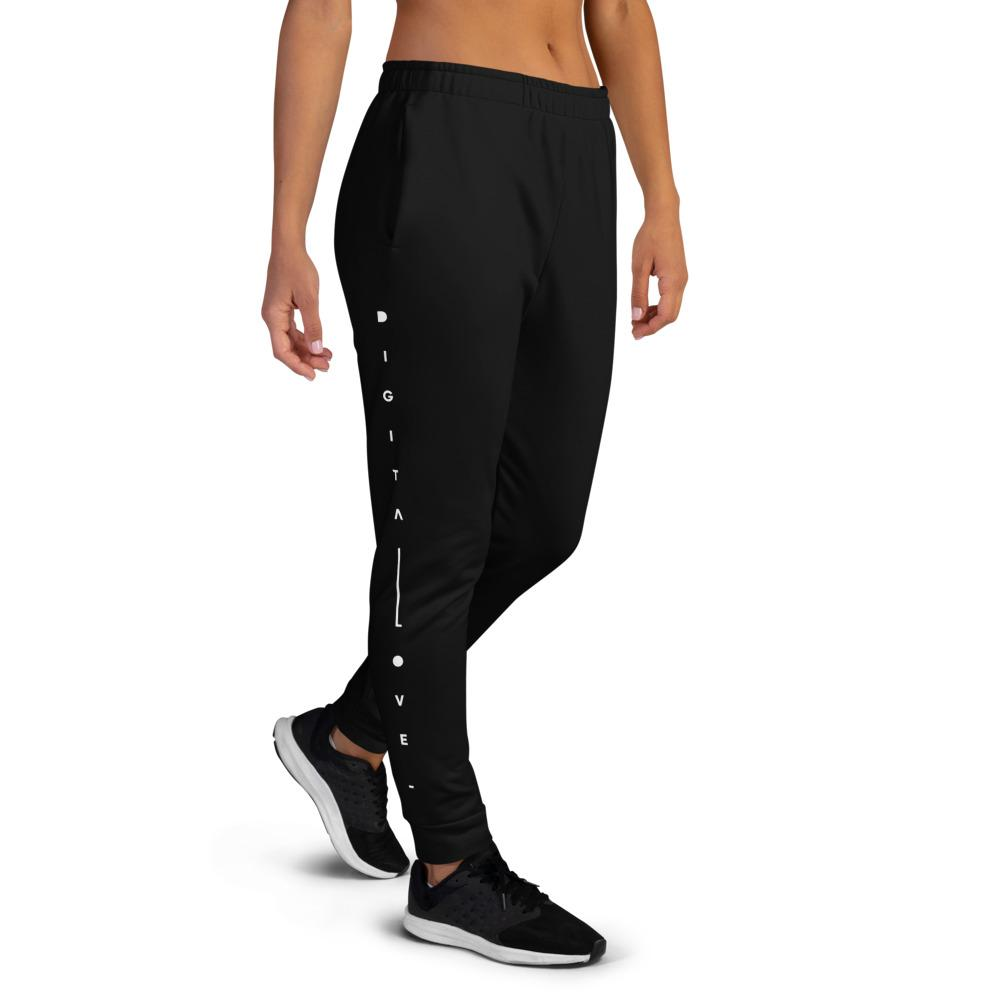 LOVEBOT Women's Joggers Embattled Clothing